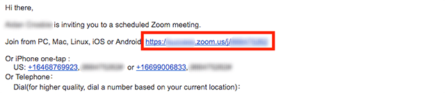 Cómo unirse a una reunión de Zoom por primera vez