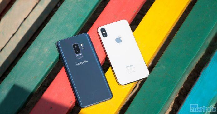 Comparación de la cámara del Samsung Galaxy S9 Plus con el iPhone X: ¿Cuál captura mejores imágenes?