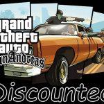 Comprar GTA Vice City a bajo precio, décimo aniversario de San Andreas