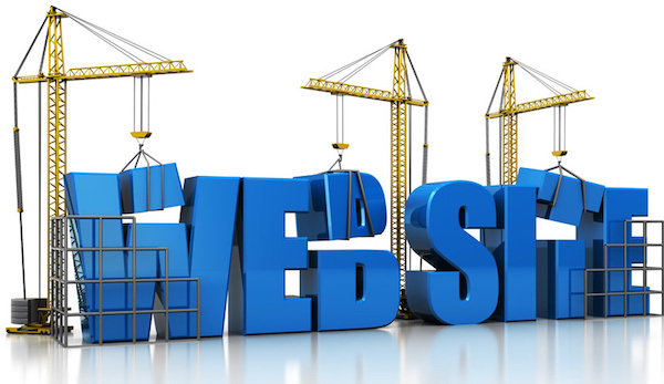 Configuración del sitio web