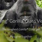 Corning Gorilla Glass Victus puede sobrevivir a caídas de 2 metros