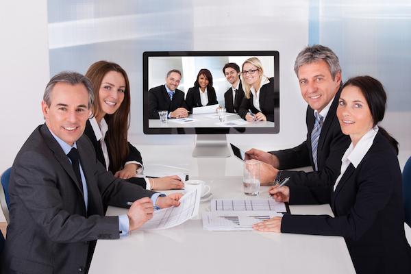 Cuatro formas en que las videoconferencias entre varias partes funcionan para los equipos de TI