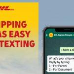 DHL anuncia el servicio DHLontheGo;  Gestión de envíos a través de WhatsApp
