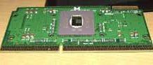 Desbloqueo y overclocking de la ranura AMD A Thunderbird