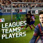 Descarga FIFA 2014 para Android e iOS