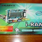 Dispositivo de almacenamiento Gigabyte I-RAM