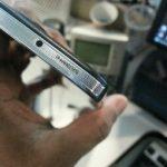 El bisel del Samsung Galaxy Note 3 se agrietó después de 2 días