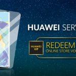 El día de servicio de Huawei comienza hoy hasta el 1 de junio de 2019