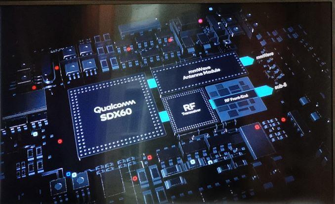 El módem Qualcomm Snapdragon X60 5G se basa en un proceso de 5nm y promete una 5G más rápida