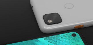 El teléfono inteligente Google Pixel 4A obtiene un diseño actualizado