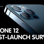 Encuesta posterior al lanzamiento del iPhone 12: 74% no está contento con que Apple retire el cargador de la caja