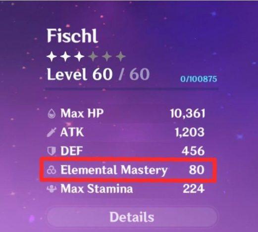 Genshin Impact Elemental Mastery Guide EM destacado
