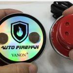 Extintor automático del coche del bombero: suprima el fuego automáticamente