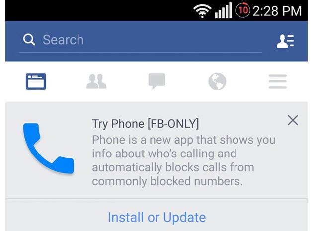 aplicación-teléfono-facebook