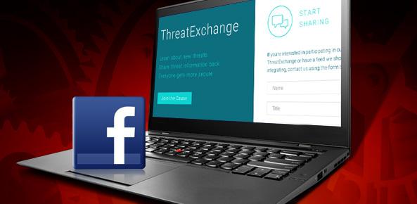 amenaza de facebook