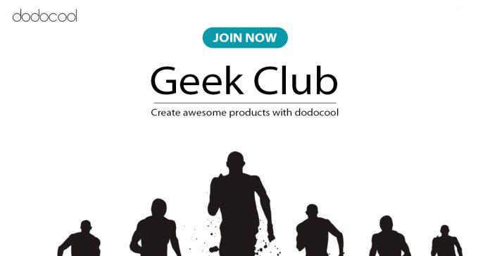 Geek Club: recibe gadgets gratis y crea productos increíbles con dodocool