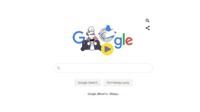 Google Doodle Dr Ignaz Semmelweis
