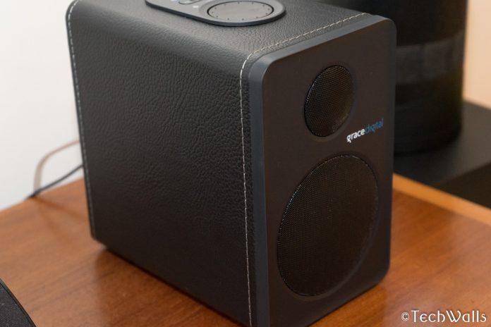 Grace Digital Bookshelf Bluetooth Speakers Review - Sistema de altavoces económico para audiófilos
