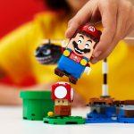 Hacker convierte LEGO Super Mario en un controlador