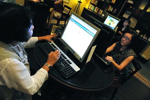 biblioteca-tecnología