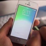 IPhones de Apple con iOS 7 afectados por un error de omisión de la pantalla de bloqueo