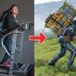 Ingeniero convierte la muerte varada en un simulador de caminar literal a través de una cinta de correr