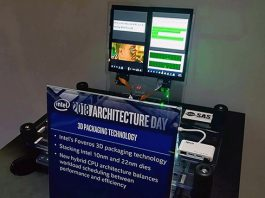 intel architecure day foveros