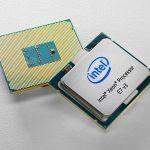 Intel lanza las familias de procesadores Xeon E7-8800 y E7-4800 v3