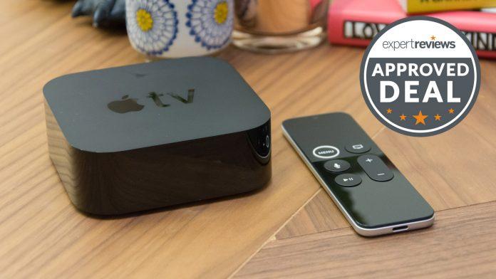 John Lewis recorta el precio del Apple TV 4K para el Black Friday