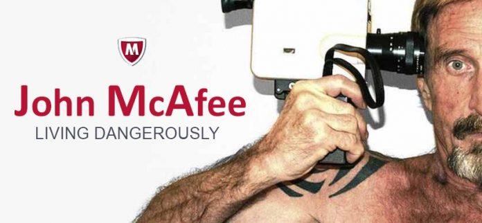 John McAfee, pionero de la seguridad en Internet - Vivir peligrosamente