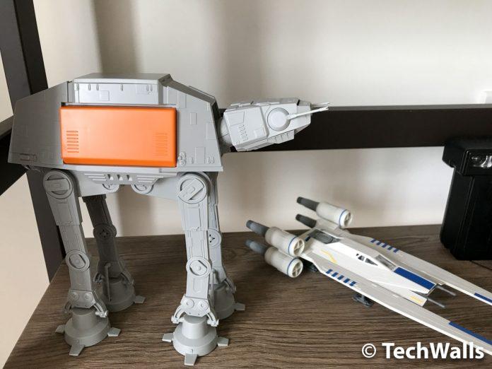 Kits de construcción Revell Star Wars SnapTite Build & Play