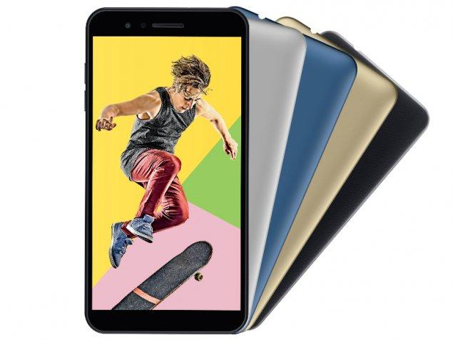 LG Candy estará disponible en India mañana por INR.  6,999 ($ 98)