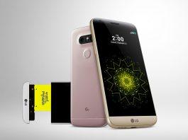 LG G5 se acoplará en Indian Shores en el segundo trimestre de 2016