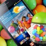 La actualización de Jelly Bean para Galaxy S2 comienza a implementarse