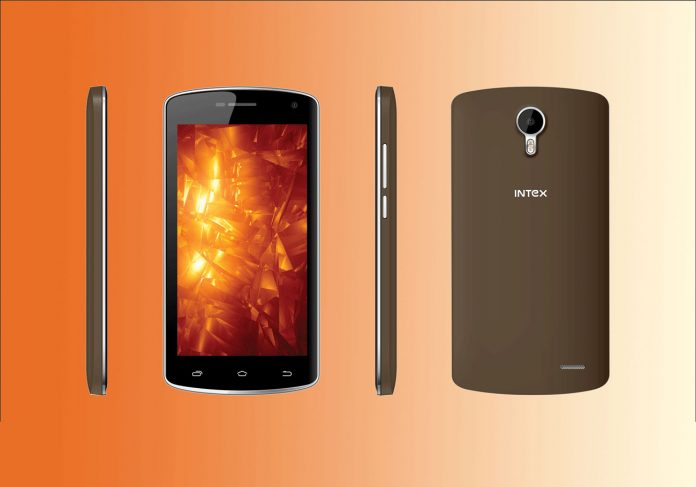 La asequible Intex Cloud Fame con Android Marshmallow se lanzó a 3.999 INR
