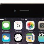 La cámara del iPhone 6 se desplaza fuera de posición