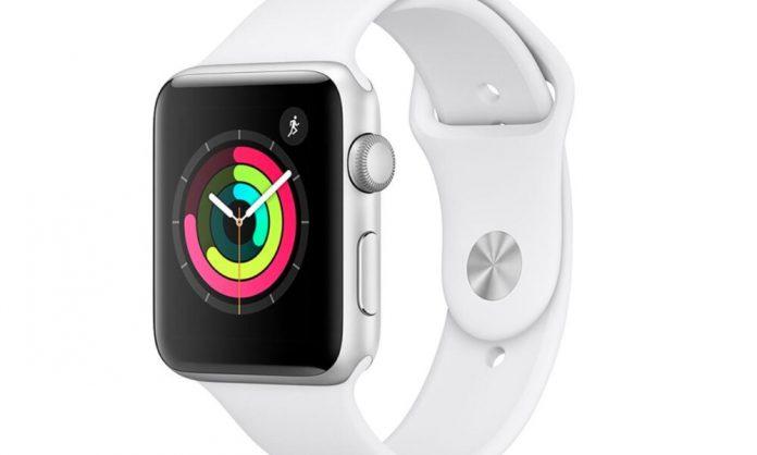 La oferta de Apple Watch 3 reduce el precio a $ 169