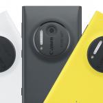 La tecnología de la cámara Canon podría dirigirse a los teléfonos inteligentes Lumia