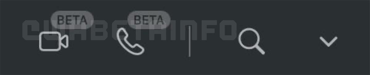 WhatsApp Beta Video Audio Llamadas Desktop Web