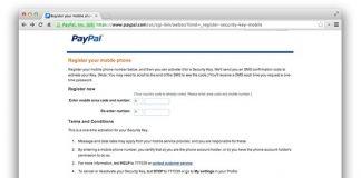 paypal-verificación en 2 pasos