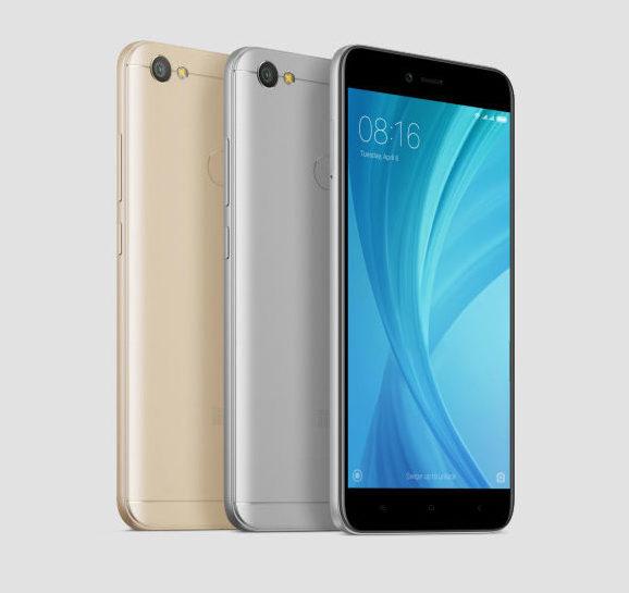 Lanzamiento del teléfono Xiaomi Redmi Y1 Selfie con cámara frontal de 16MP: precio, especificaciones y características