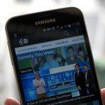 Las aplicaciones para teléfonos inteligentes 4OD ahora se transmiten a través de redes móviles