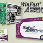 Leadtek Winfast A250 Ultra TD GeForce4 Ti 4600