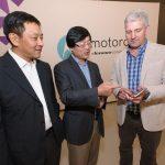 Lenovo reestructura la gestión, el director de Motorola, Rick Osterloh, se marcha