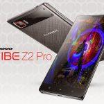Lenovo revela el phablet Vibe Z2 Pro con especificaciones de gama alta