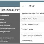 Lo sentimos, desautorizó demasiados dispositivos Problema en Google Play Música