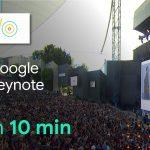 Los 10 aspectos más destacados de Google I / O 2018
