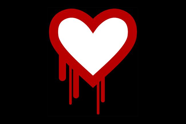 error de sangrado del corazón