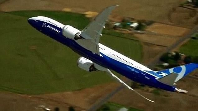 Boeing-Dreamliner