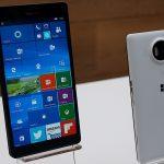 Microsoft India desenvuelve Lumia 950, 950 XL ejecutándose en Windows 10